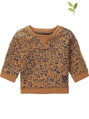 Noppies Bluza w kolorze jasnobrązowym
