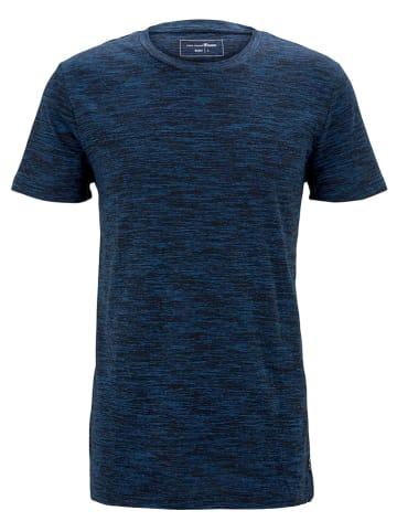 TOM TAILOR Denim Shirt donkerblauw