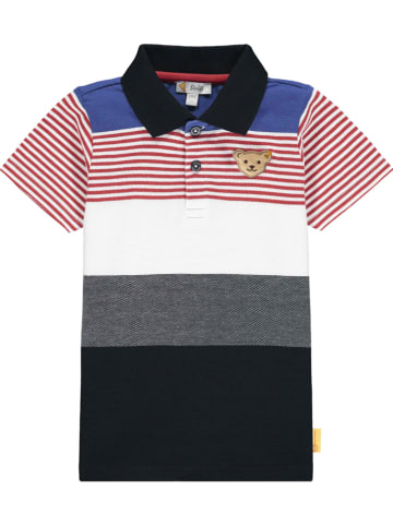 Steiff Koszulka polo ze wzorem