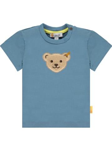 Steiff Shirt in Blau