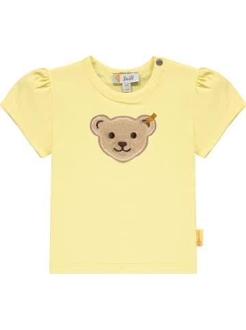 Steiff Shirt in Gelb