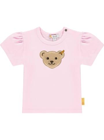 Steiff Shirt in Rosa