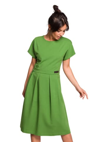 Be Wear Kleid in Limette
