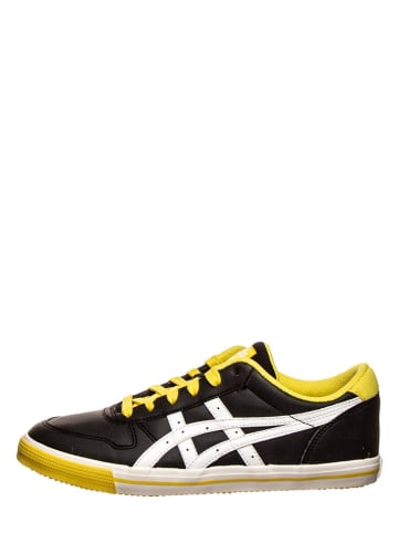"""Asics Sneakersy """"Aaron"""" w kolorze czarnym"""