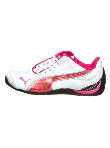"Puma Sneakersy ""Drift Cat III"" w kolorze białym"