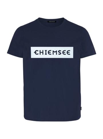 """Chiemsee Koszulka """"Ottfried"""" w kolorze granatowym"""