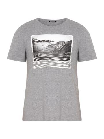 """Chiemsee Shirt """"Nauru"""" in Grau"""