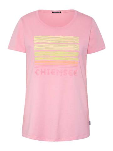 """Chiemsee Koszulka """"Capelin"""" w kolorze jasnoróżowym"""