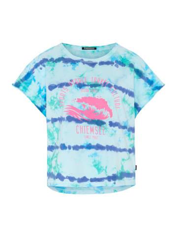"""Chiemsee Koszulka """"Boga"""" w kolorze niebiesko-błękitnym"""