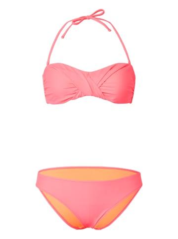"""Chiemsee Bikini """"Ebony"""" w kolorze różowym"""