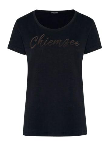 """Chiemsee Koszulka """"Reef Break"""" w kolorze czarnym"""