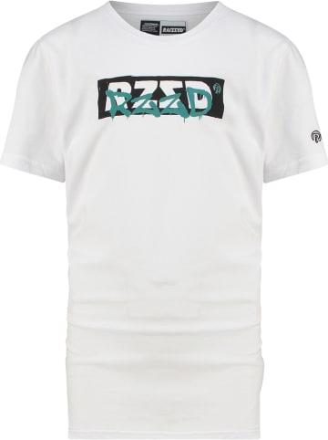 """RAIZZED® Shirt """"Hagen"""" wit"""