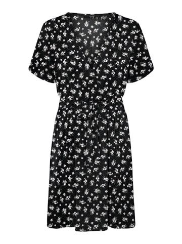 """Vero Moda Sukienka """"Saga"""" w kolorze czarnym"""