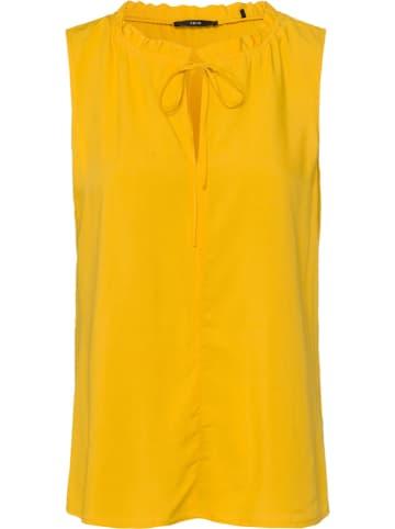 Zero Bluse in Gelb