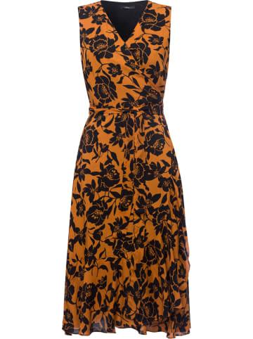 Zero Sukienka w kolorze pomarańczowym