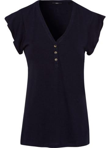 Zero Shirt donkerblauw
