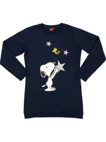 """United Labels Nachthemd """"Snoopy"""" donkerblauw"""