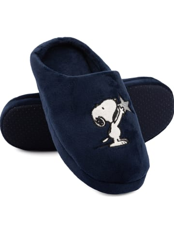 """United Labels Pantoffels """"Snoopy"""" wit"""