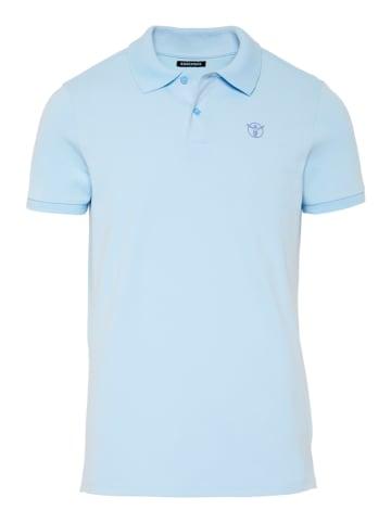 """Chiemsee Koszulka polo """"Marsa"""" w kolorze błękitnym"""