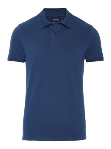 """Chiemsee Koszulka polo """"Marsa"""" w kolorze niebieskim"""