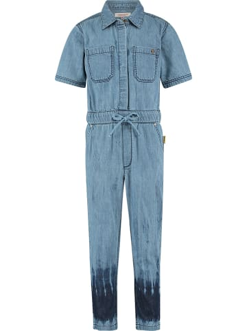 """Vingino Jumpsuit """"Peigi"""" blauw"""