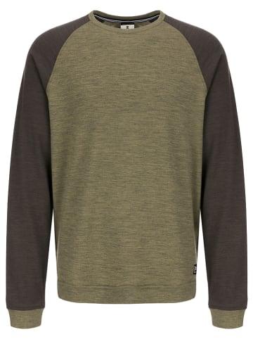 Super.natural Bluza w kolorze khaki