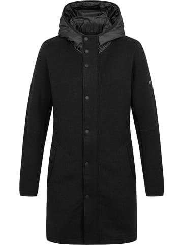 Super.natural Płaszcz przejściowy w kolorze czarnym
