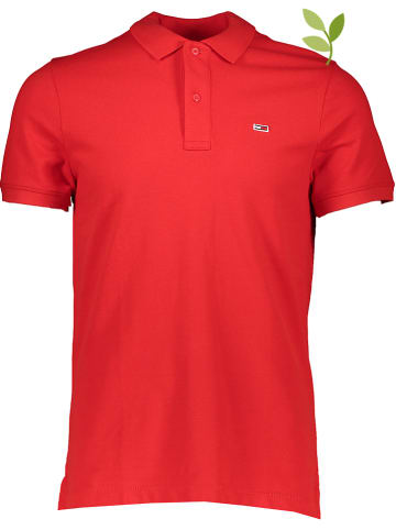 TOMMY JEANS Poloshirt rood