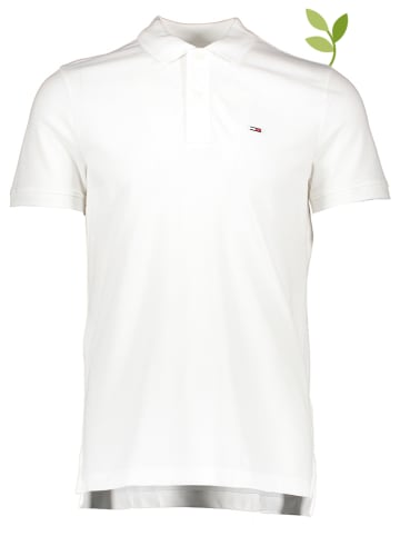 TOMMY JEANS Poloshirt wit