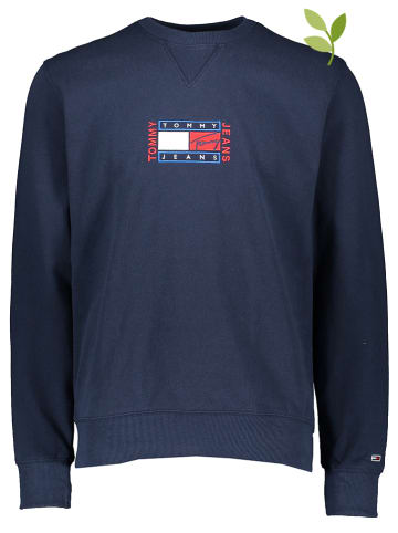 TOMMY JEANS Sweatshirt donkerblauw