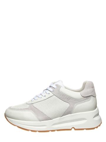 "Marc O'Polo Shoes Leren sneakers ""Massima 2B"" crème"