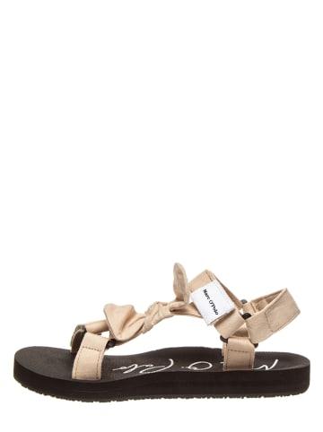 """Marc O'Polo Shoes Sandały """"Monika 1D"""" w kolorze beżowym"""