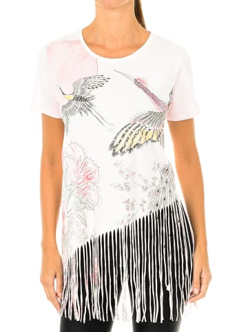 Desigual Shirt in Rosé