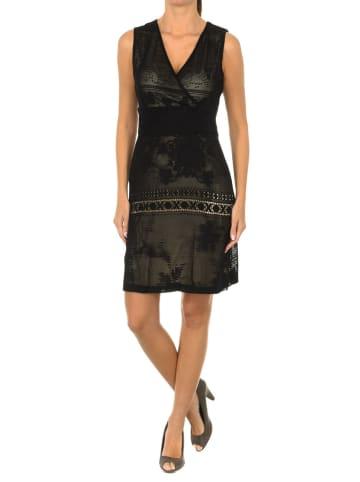 Desigual Kleid in Schwarz