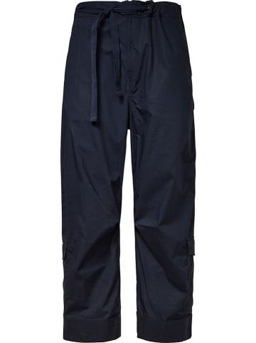 G-Star Spodnie w kolorze granatowym