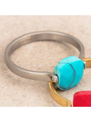 MENTHE À L'O Ring met edelsteen