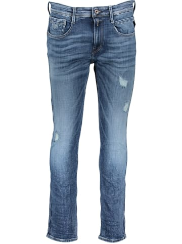 """Replay Jeans """"Anbass"""" - Slim fit - in Blau"""