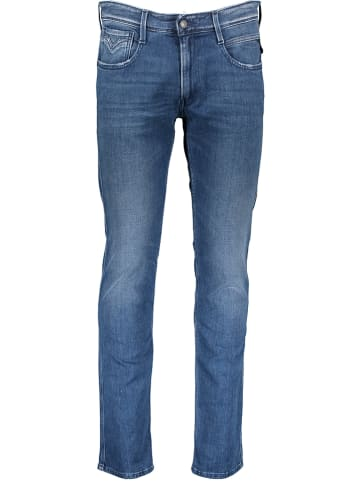"""Replay Jeans """"Anbass"""" - Slim fit - in Dunkelblau"""