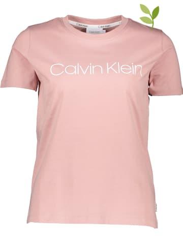 Calvin Klein Shirt lichtroze