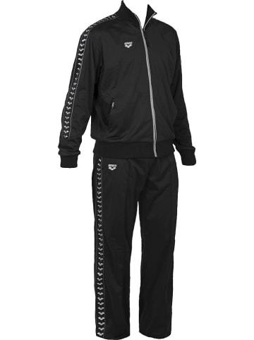 """Arena 2-częściowy dres """"Throttle"""" w kolorze czarnym"""
