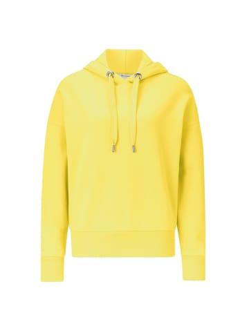 Rich & Royal Sweatshirt in Gelb