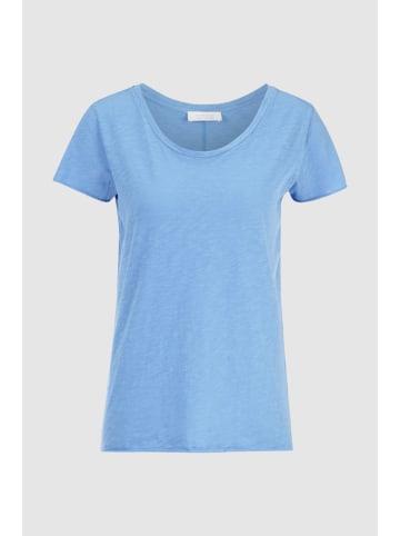 Rich & Royal Koszulka w kolorze błękitnym