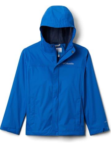 "Columbia Regenjacke ""Watertight"" in Blau"