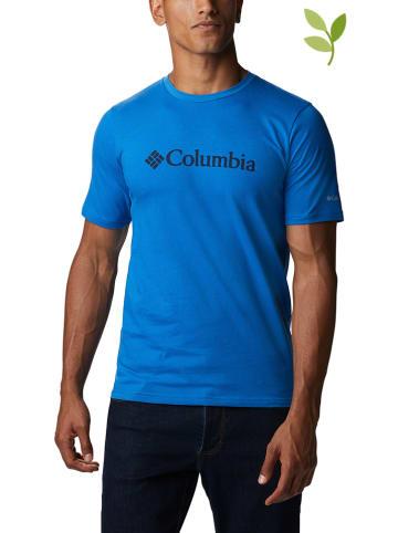 "Columbia Shirt ""CSC Basic"" in Blau"