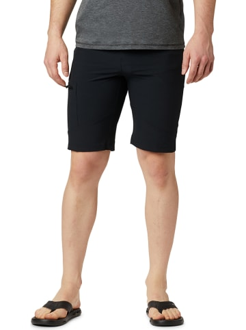 "Columbia Shorts ""Triple Canyon"" in Schwarz"