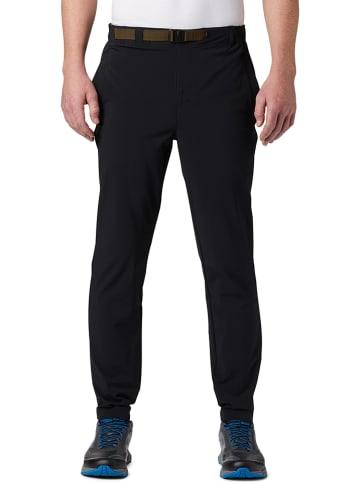 """Columbia Spodnie dresowe """"Columbia Lodge"""" w kolorze czarnym"""