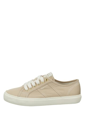 """GANT Footwear Sneakersy """"Pinestreet"""" w kolorze beżowym"""