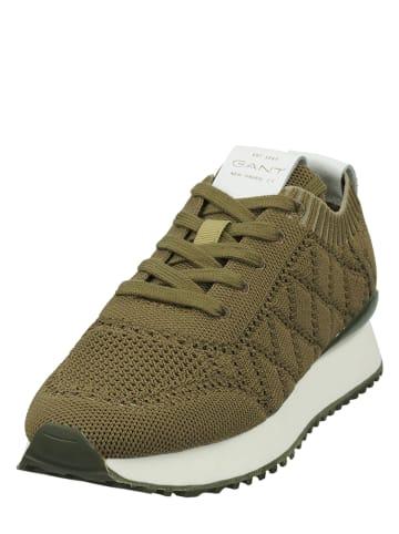 "GANT Footwear Sneakers ""Bevinda"" in Khaki"