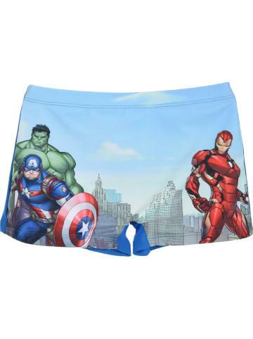 """Avengers Boxershorts """"Avengers"""" blauw/meerkleurig"""