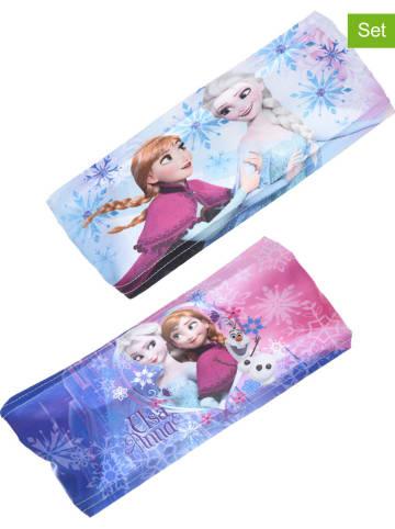 """Disney Frozen Opaski (2 szt.) """"Frozen"""" ze wzorem do włosów"""